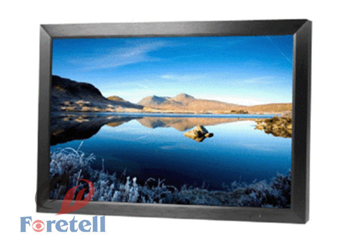 Rugged Industrial CCTV LCD Monitor 22 Inch Touch Screen For PC Display