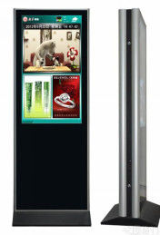 HD Double Side Touch Screen Indoor digital signage solutions for Resteraunt advertising
